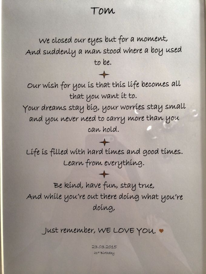 Incredible Top 15 Inspirational Quotes 21St Birthday With Images 21St Funny Birthday Cards Online Elaedamsfinfo