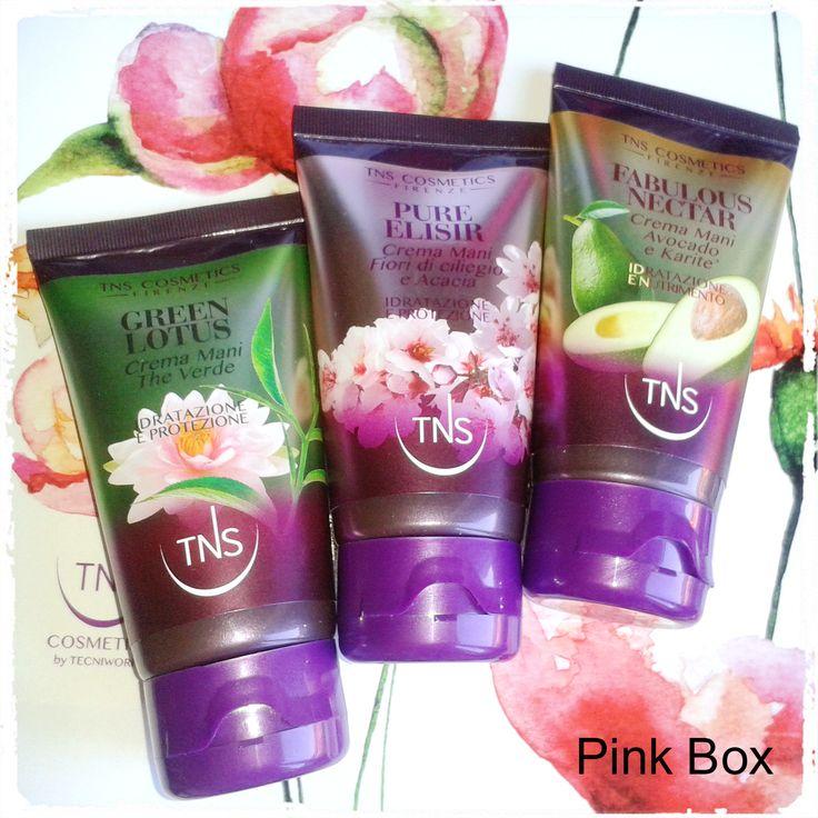 Hand Cream TNS Cosmetics, dalla Natura un Elisir per le Mani