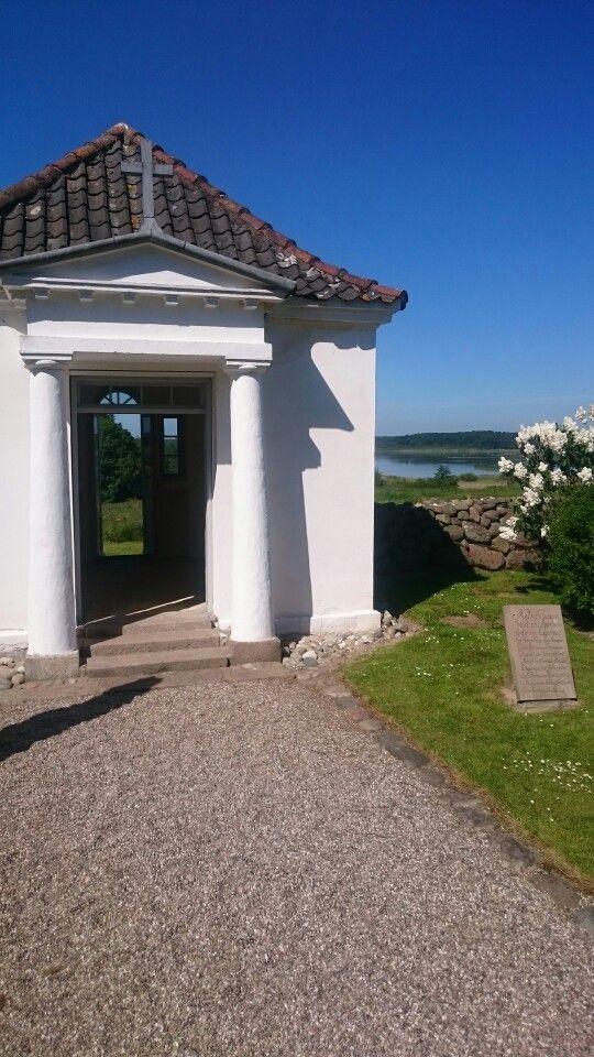 Egeskov kirkegården