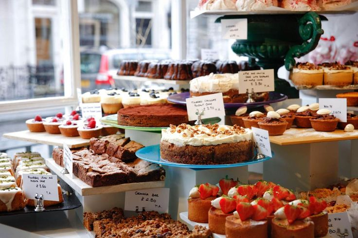London's 50 best bakeries and cake shops | Restaurants | Going Out | London Evening Standard