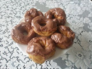 French Crullers, Gluten-Free