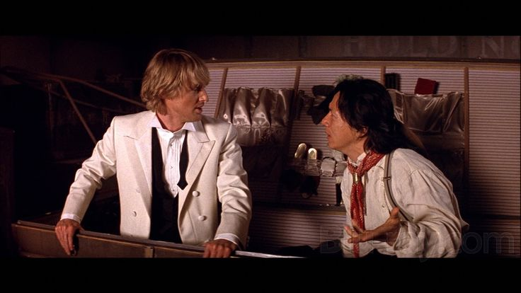 Owen Wilson as Roy O'Bannon in Shanghai Knights 2003 Touchstone Pictures