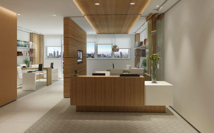 sala de escritório decorada - Pesquisa Google