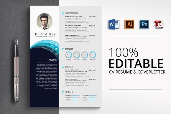 Stylish Word Resume Cv Stylish Words Resume Words Resume Writing Examples