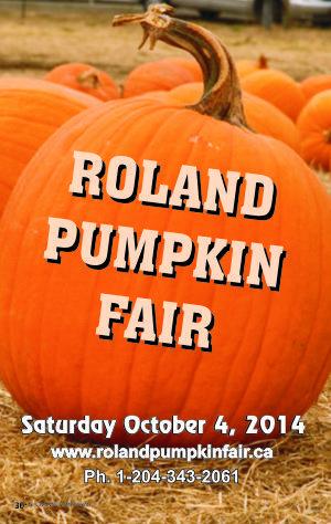 Roland Pumpkin Fair