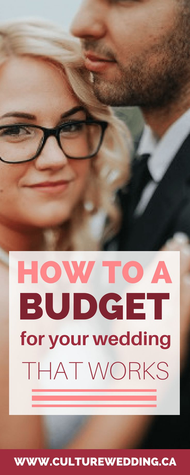 How to create a budget for your wedding that works. Frugal bride. Frugal living ideas. Saving tips. How to plan a frugal wedding