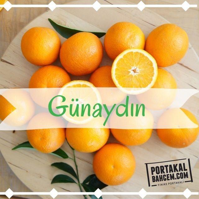 Güne Finike güneşiyle başlayın :) www.portakalbahcem.com