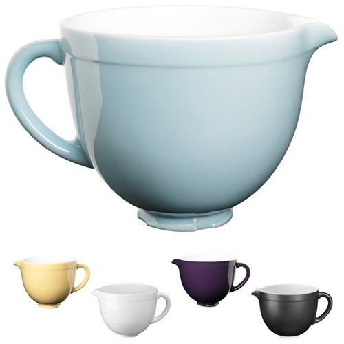 KitchenAid Keramikschüssel - 5KSMCB5 - Bild vergrößern
