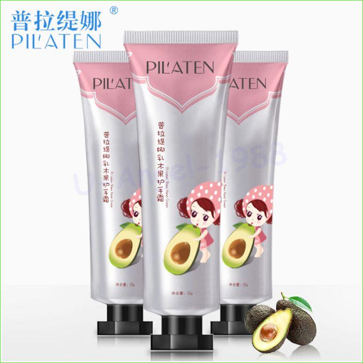 1pcs PILATEN Shea Hand Cream Nourishing whitening hand lotion skin defender cream Anti-chapping Hand cream