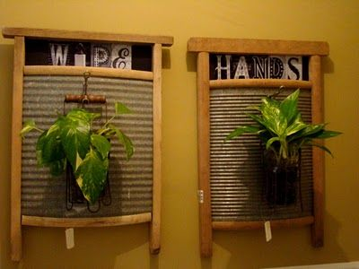 A great idea for vintage washboards!: Message, Landscaping Ideas, Bachman S Fall, Fall Ideas, Cute Ideas, Neat Ideas, Ideas House, Vintage Washboards, L A U N D R Y Ideas