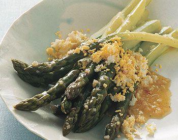 Asparagus Mimosa Recipe http://www.epicurious.com/recipes/food/views ...