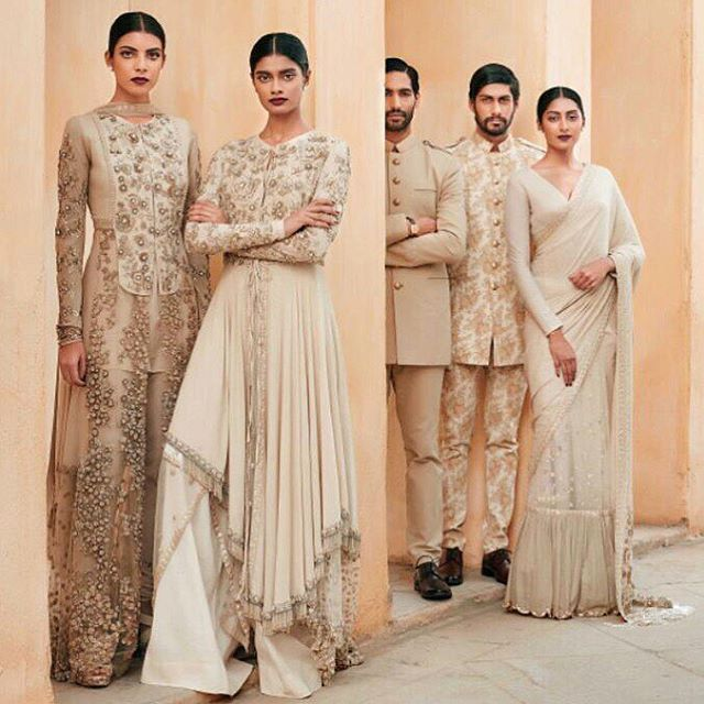 sabyasachiofficial: Hand Crafted In India #IndianWeddings