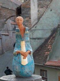 Ceramica lui Andrei Pandea, din Sibiu