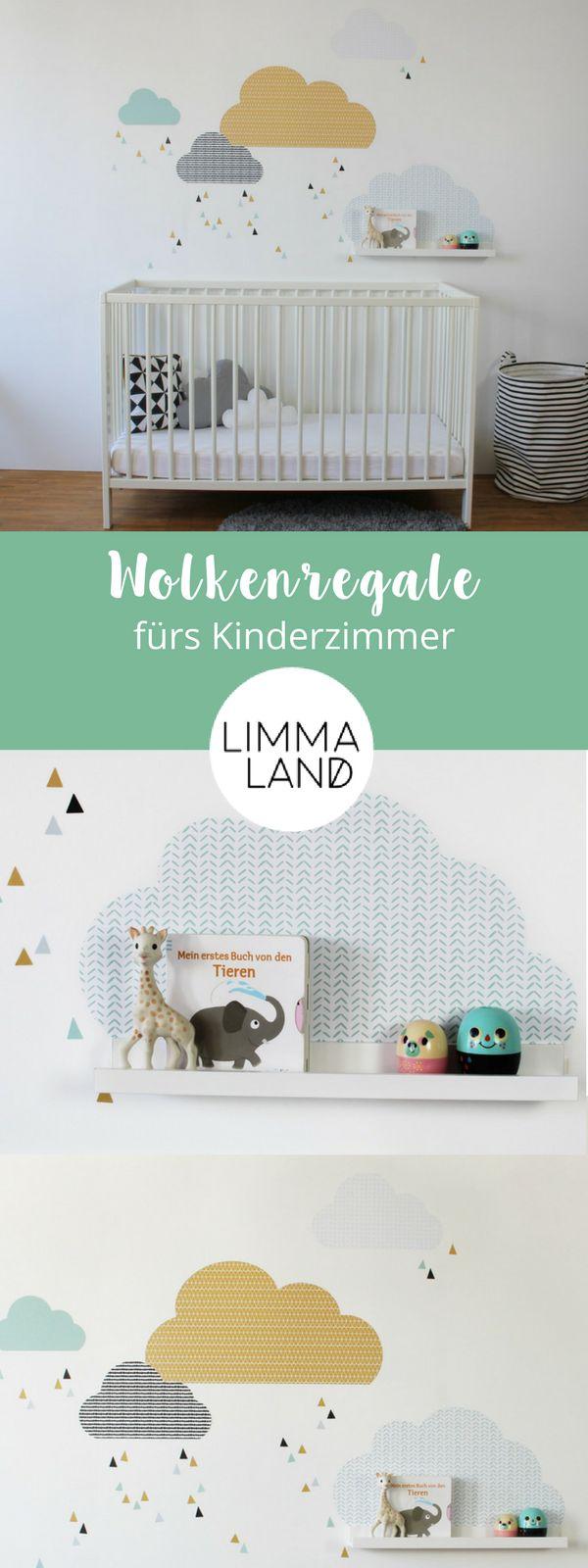 74 besten Wolken Kinderzimmer - Babyzimmer Bilder auf Pinterest ...