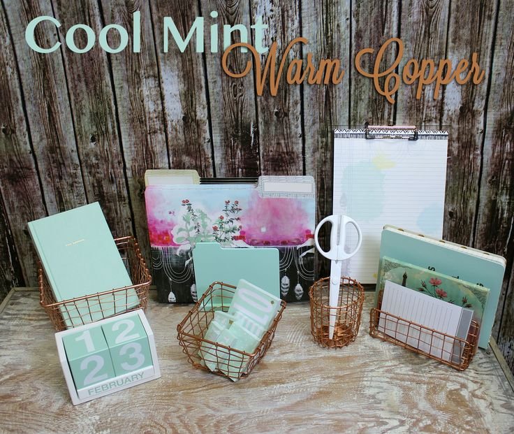 Superb Mint Office Decor   My Product Photography   Pinterest   Mint Office,  Cubicle And Desks
