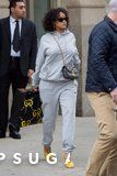 Rihanna Carried 2 Designer Handbags While in Sweatpants Because She Can