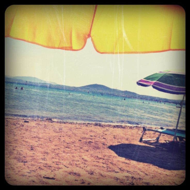 #greek #summer #beach a few km away from #athens