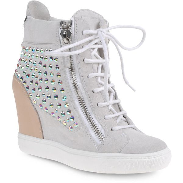 17 Best ideas about Wedge Heel Sneakers on Pinterest | High heel ...