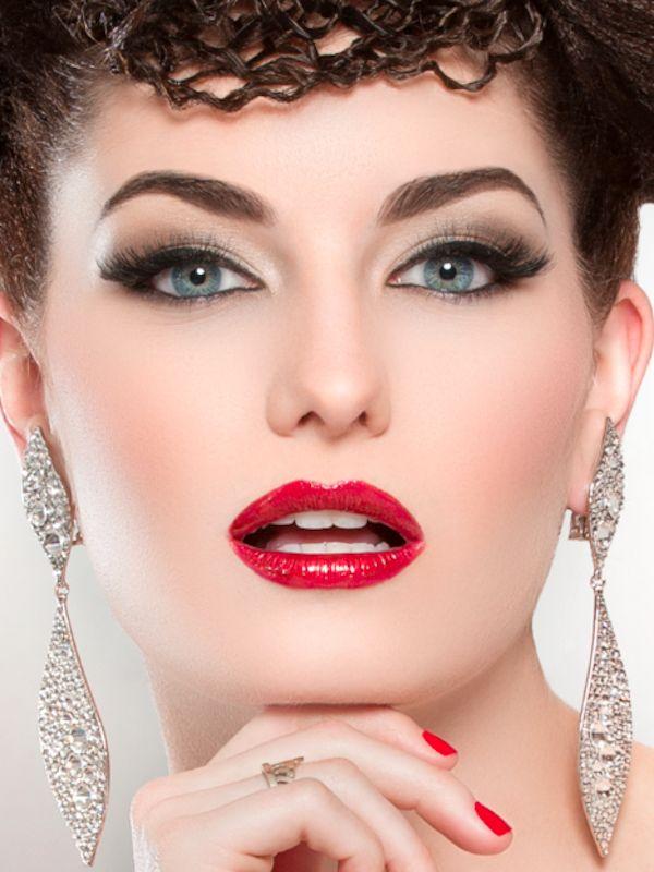 Makeup Post Youtube: Beauty Queen Makeup Tips Http://contributors.luckymag.com