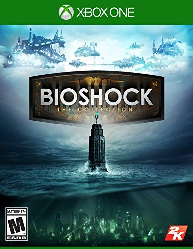 (*** http://BubbleCraze.org - If Tetris and Bubble Shooter had a kid, this would be it! ***) BioShock: The Collection – Xbox One #deals