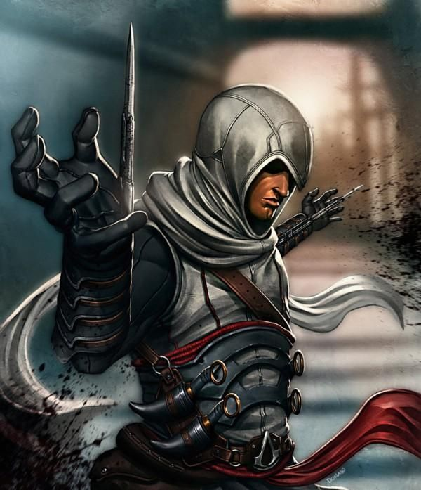 Assassins Creed by Samuel Donato.