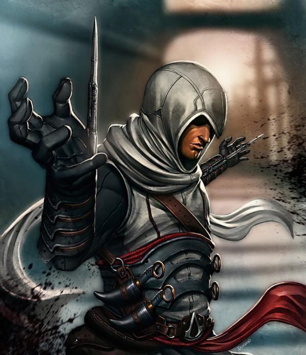 Assassins Creed by Samuel Donato.