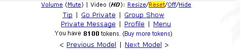 Myfreecams tokene generator