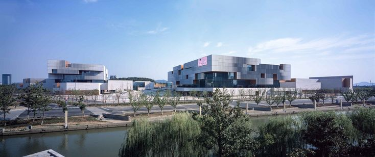 Gallery of SND Cultural & Sports Centre / Tianhua Architecture Planning & Engineering Ltd. - 6