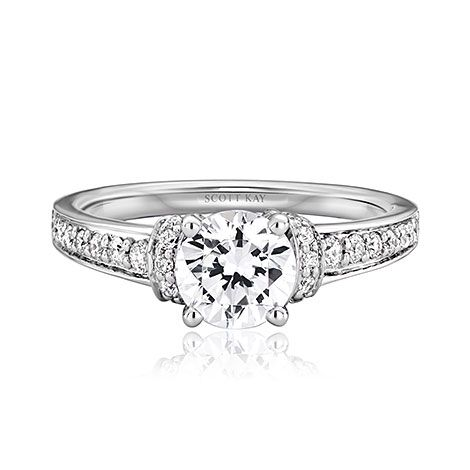 12 best Scott Kay Engagement Rings images on Pinterest Scott kay