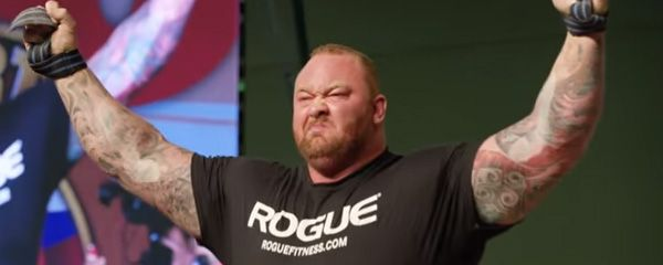'Juego de tronos': La Montaña bate el récord mundial de Peso Muerto   ||  Hafþór Júlíus Björnsson ha levantado más de 1,041 pounds -más de 472 kg-. http://www.sensacine.com/noticias/series/noticia-18565341/?utm_campaign=crowdfire&utm_content=crowdfire&utm_medium=social&utm_source=pinterest by zirigoza.eu