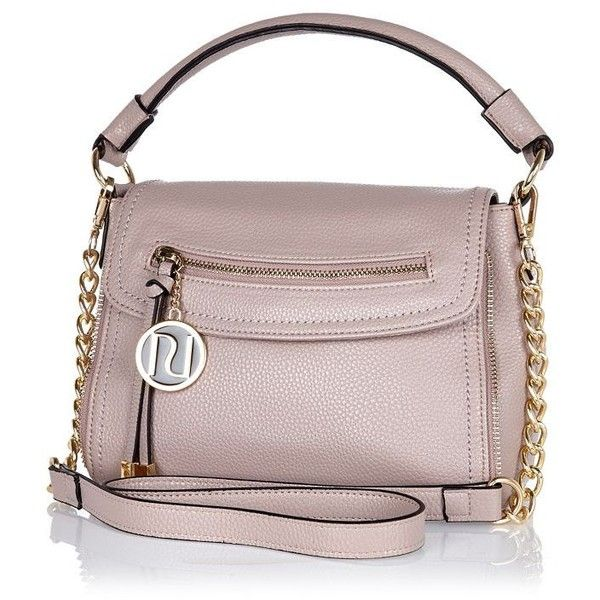 River Island Pink mini cross body slouch bag (230 EGP) ❤ liked on Polyvore featuring bags, handbags, shoulder bags, sale, pink purse, crossbody shoulder bag, mini crossbody purse, brown crossbody and shoulder strap bags