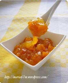 Confettura di zucca pera e zenzero! | Dolci Tentazioni