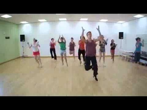 ▶ Zumba workout videos to do at home for beginners part 1 - YouTube