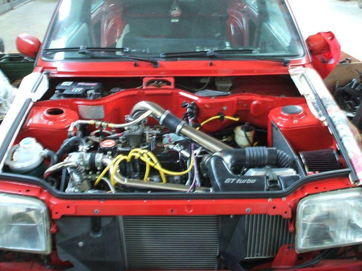 Renault 5 GT Turbo