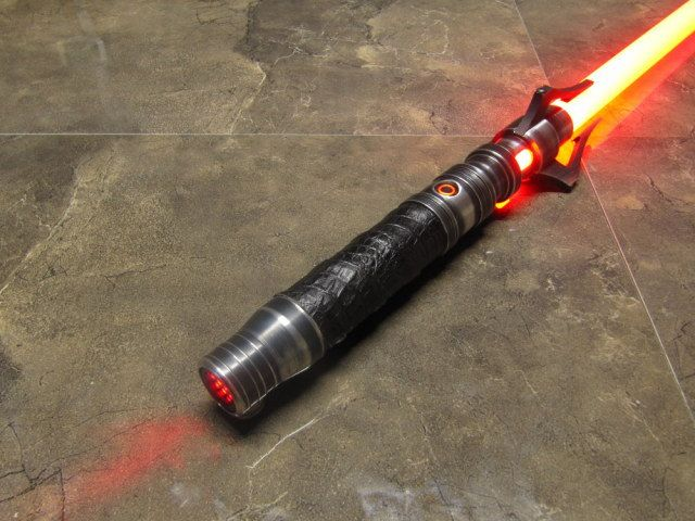 """Real"" Lightsabers"