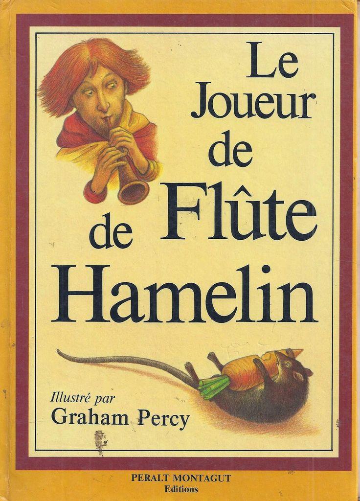 école : références: Le joueur de flûte de Hamelin (conte allemand)