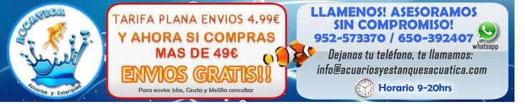 Tutoriales consejos Acuarios y Estanques Acuatica: Equipo de Osmosis para acuarios http://acuariosestanquesacuatica.blogspot.com.es/2014/10/equipo-de-osmosis-para-acuarios.html