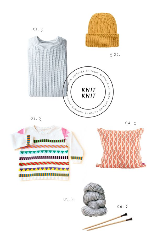 Knit Knit collection