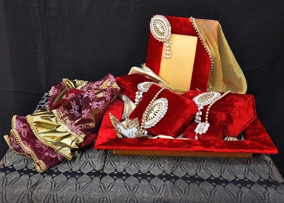 Wedding Gift Packing Ideas: 120 Best Indian Basket Images On Pinterest