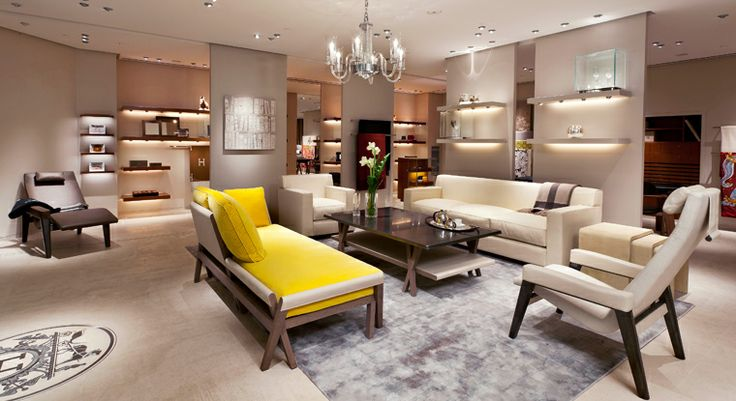 Hermes Home Retail Environments Pinterest Home