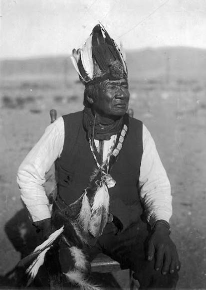 A look at the ghost dance as practiced by paiute shaman