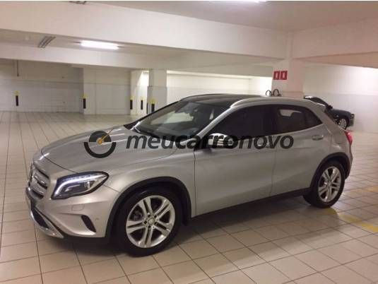 Mercedes-benz Gla 250 Vision 2.0 16v Turbo 4matic 4p (gg) Blindadon3 2015 - Meu Carro Novo