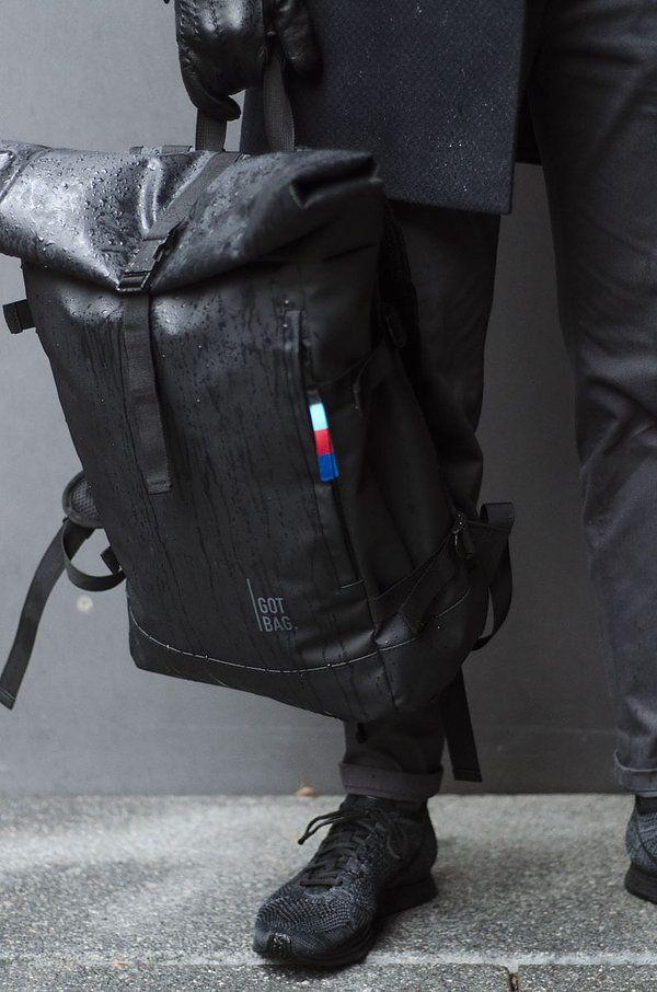 Roll Top Rucksack Got Bag Rolltop Backpack Waterproof Bags Urban Bags