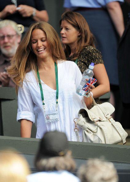 Kim Sears - The Championships - Wimbledon 2011: Day Nine