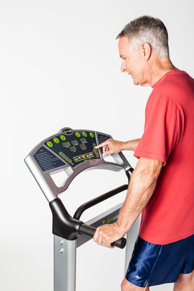 WBV exercise platforms enable you to recruit many more muscles ...