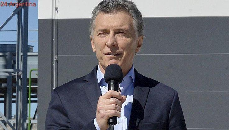 Macri encabeza la reapertura del aeropuerto de San Miguel de Tucumán