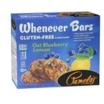 Spring sunshine has us craving the fresh taste of Blueberry Lemon Whenever Bars. Perfect for all of your outdoor springtime activities!