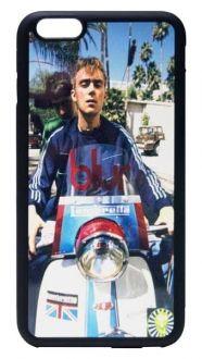 【Blur】ブラー デーモン&グラハム ランブレッタ iPhone6 Plus ハードフォンカバー