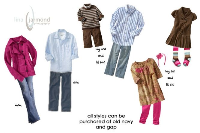 What to Wear Family Photography | What to wear raleigh NC children photography What to Wear Guide 12 ...