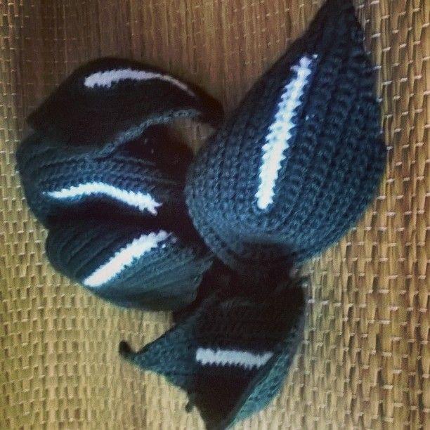 Un #nuovopezzo del #nuovoLavoro è venuto alla luce #workInProgress #uncinetto #creazioni #crochet #amigurumi